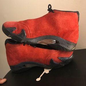 Jordan Shoes - Retro Jordan Ferrari 14